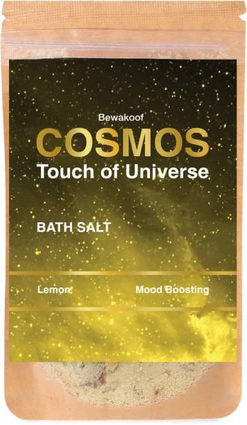 Bewakoof Cosmos Touch of Universe Bath Salt - Lemon