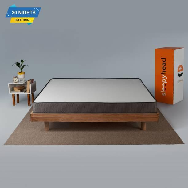 Sleepyhead Flip - Dual Sided 6 inch Double High Density (HD) Foam Mattress