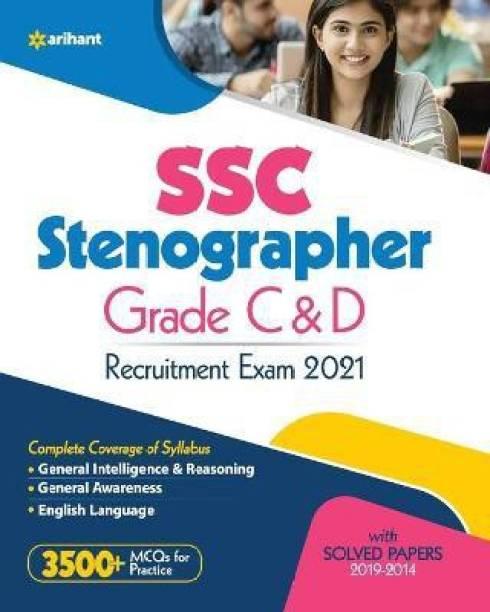 Ssc Stenographers Grade C & D Exam 2021