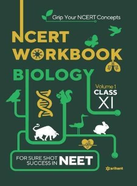 Ncert Workbook Biology Volume 1 Class 11