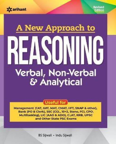 A New Approach to Reasoning Verbal , Non-Verbal & Analytical