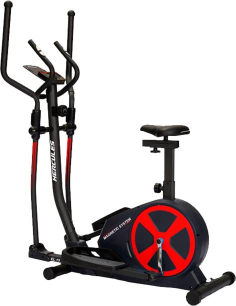 Hercules Fitness Elliptical Cross Trainer Home Use, Cross Trainer Cross Trainer
