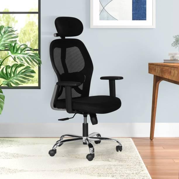 TREVI Matrix Torin Mesh Office Adjustable Arm Chair