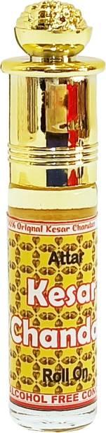 INDRA SUGANDH KESAR CHANDAN Herbal Attar