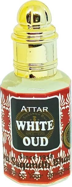 INDRA SUGANDH ATTAR WHITE OUDH 12 ml. Herbal Attar
