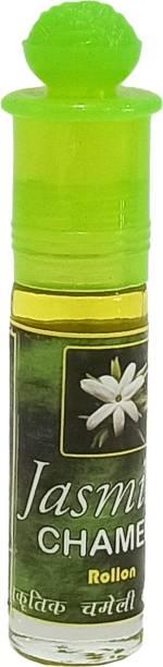 INDRA SUGANDH Attar Jasmin ~Chameli~ Pure Jasmin Flowers Fragrance ~इत्र चमेली~ Original Attar Pure Perfume the reach divine fragnance … Floral Attar