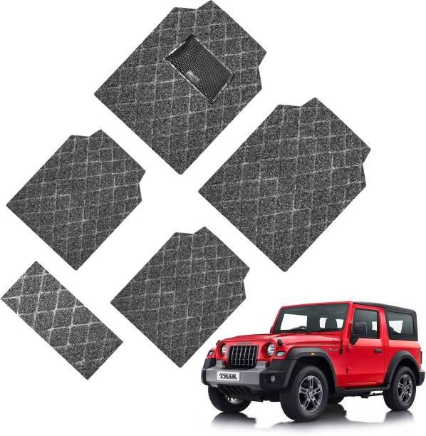 GoMechanic PVC Standard Mat For  Mahindra Thar
