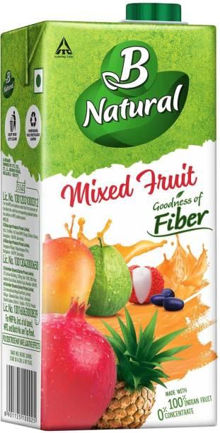 B Natural Mixed Fruit