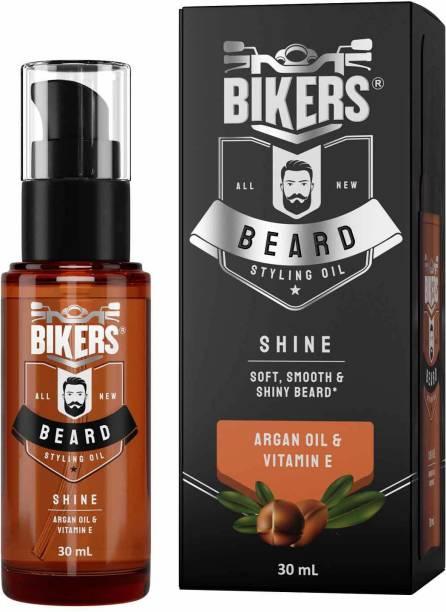 Biker's Styling Oil - Shine Hair Oil