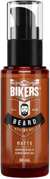 Biker's Styling Oil - Matte Hair Oil