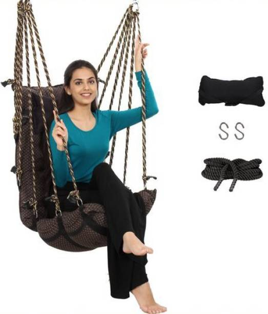 Smart Beans Hammock for Balcony Jhula for Adults Cotton Large Swing