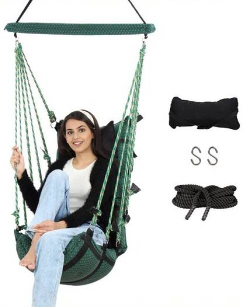 Smart Beans Hammock chair for home Swing Indoor Cotton Large Swing