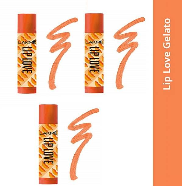 Lakmé Lip Love Lip Care Gelato Fresh Orange