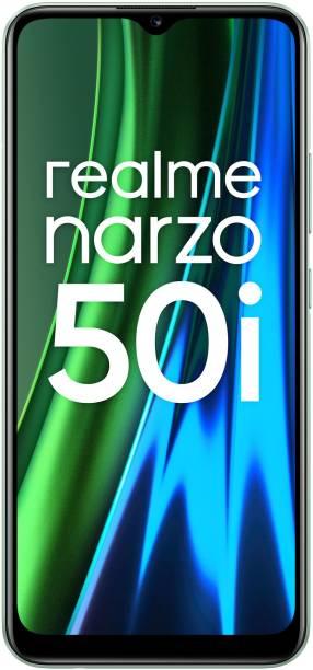 realme Narzo 50i (Mint Green, 32 GB)