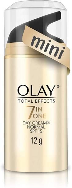 OLAY Day Cream: Total Effects 7 in 1, Anti Ageing Mini Moisturiser (SPF 15)