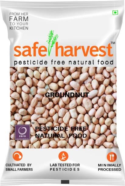 safe harvest Peanut (Whole)