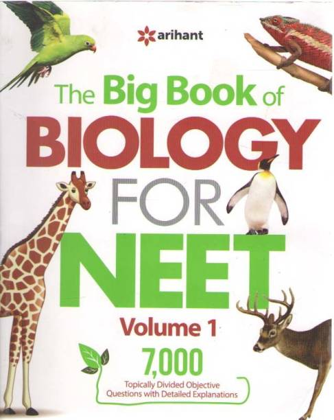 The Big Book Of Biology For Neet Vol-1