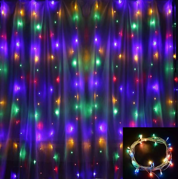 Home Delight 157 inch Multicolor Rice Lights