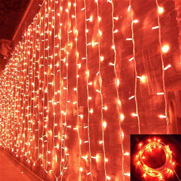 Home Delight 157 inch Red Rice Lights