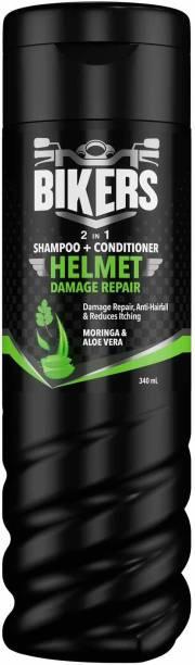 Biker's Helmet Damage Repair