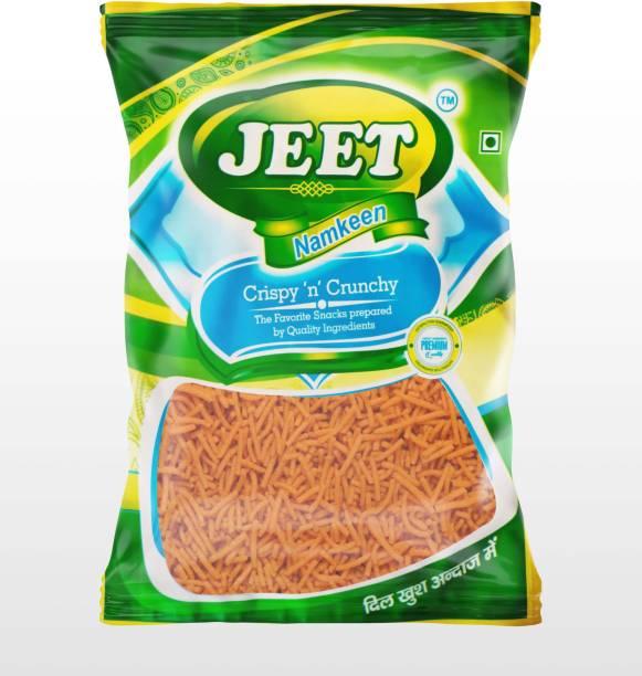 Jeet Namkeen Spicy Aloo Bhujia | Crispy & Crunchy Taste [Pack of 1]