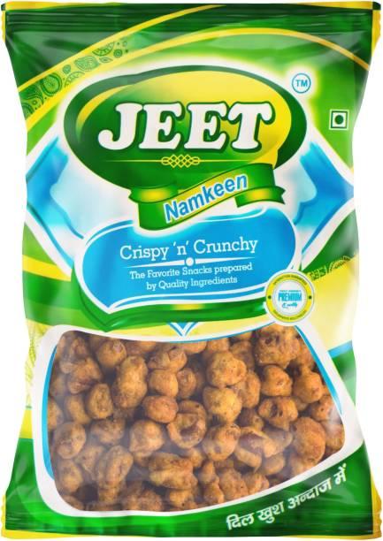 Jeet Namkeen Crispy Nuts (Coated Peanuts) | 100% Spicy & Crunchy [Pack of 1]