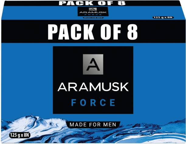 Aramusk Force Soap