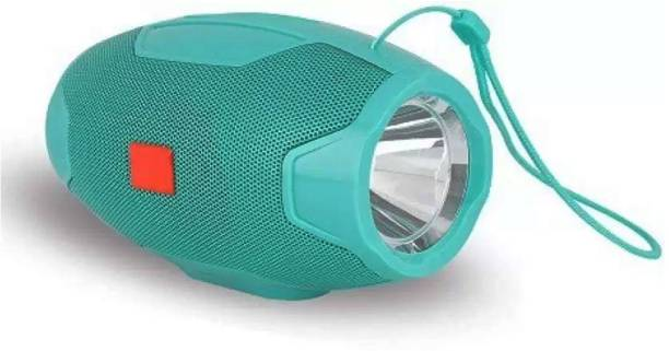 Megaloyalty Bluetooth Speaker and Torch/Torch Light Bluetooth Speaker/Torch Speaker/Bluetooth Speaker with Data Cable Bluetooth Speaker 5 W Bluetooth Laptop/Desktop Speaker 10 W Bluetooth Speaker
