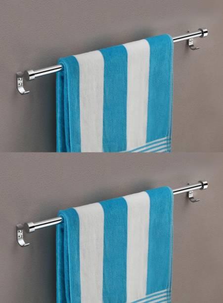 Spiry 24 INCH Stainless Steel Towel Hanger/Towel Rod/Towel Stand/Towel Holder/Towel Bar/Cloth Hanger For Bathroom Accessories 24 inch 1 Bar Towel Rod