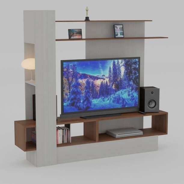 METSMITH Engineered Wood TV Entertainment Unit