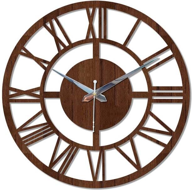 E Deals Analog 30 cm X 30 cm Wall Clock