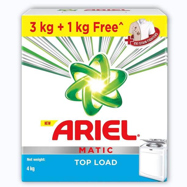 Ariel Top Load Matic Detergent Powder 3 kg