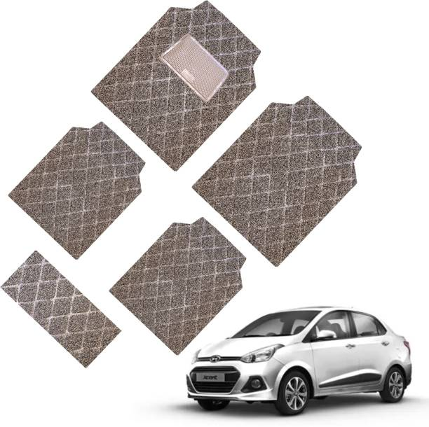 GoMechanic PVC Standard Mat For  Hyundai Xcent