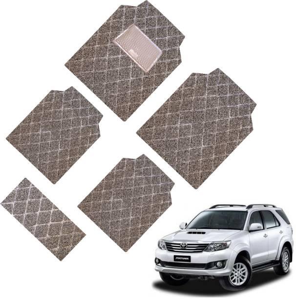GoMechanic PVC Standard Mat For  Toyota Fortuner