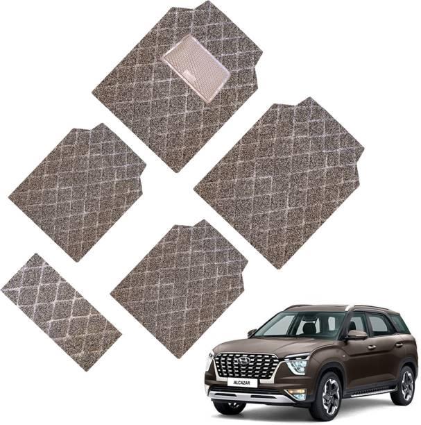 GoMechanic PVC Standard Mat For  Hyundai Alcazar
