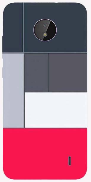 PrintKing Back Cover for Nokia C20