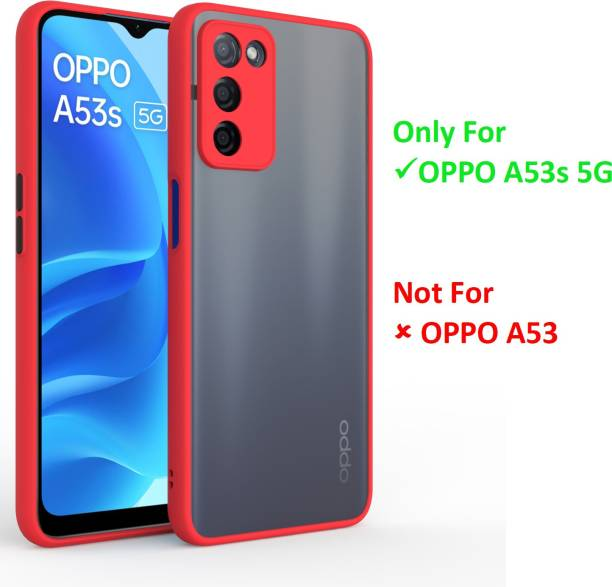 MECase Back Cover for OPPO A53S 5G