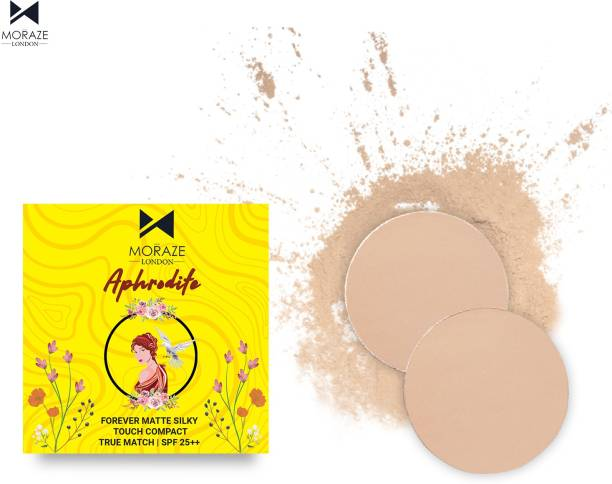 MORAZE Aphrodite Forever Matte Silky Touch  Compact