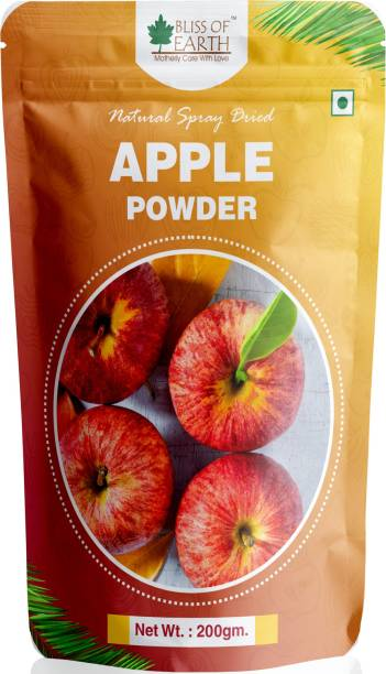 Bliss of Earth 200gam Apple Powder Natural Spray Dried