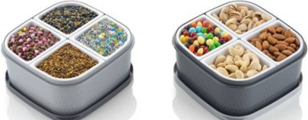 RUBYMECH DRY FRUIT BOX 1 Piece Seasoning Shaker Set