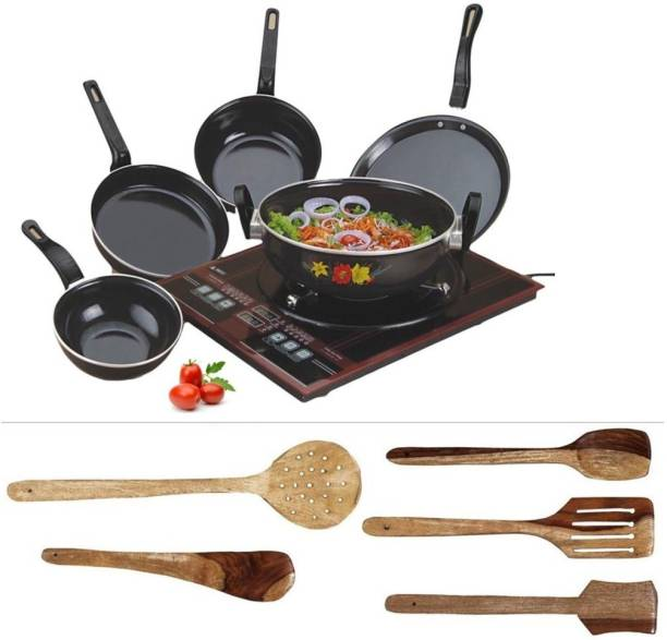 MY STORE SmartBuy Induction Bottom Cookware Set