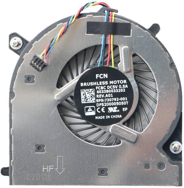 SDLAPPARTS CPU Cooling Fan for HP Elitebook 840 G1 850 G1 840 G2 850 G2 ZenBook 14 Series (4 PIN) P/N KSB0805HB-CM23 730792-001 Cooler