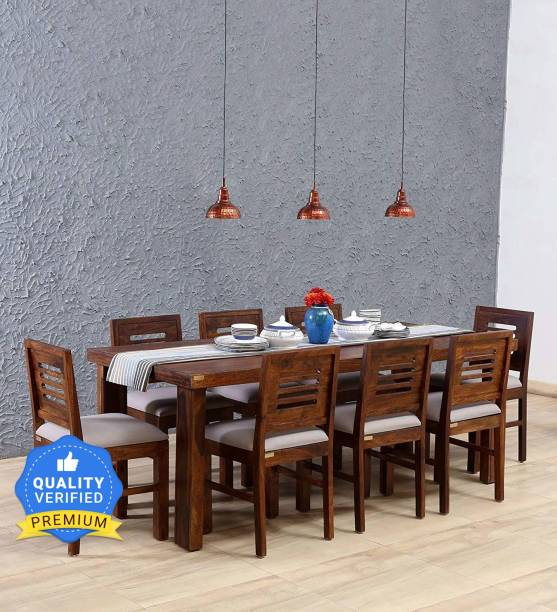 8 Seater Dining Tables Sets At, Wooden Dining Room Table And 8 Chairs