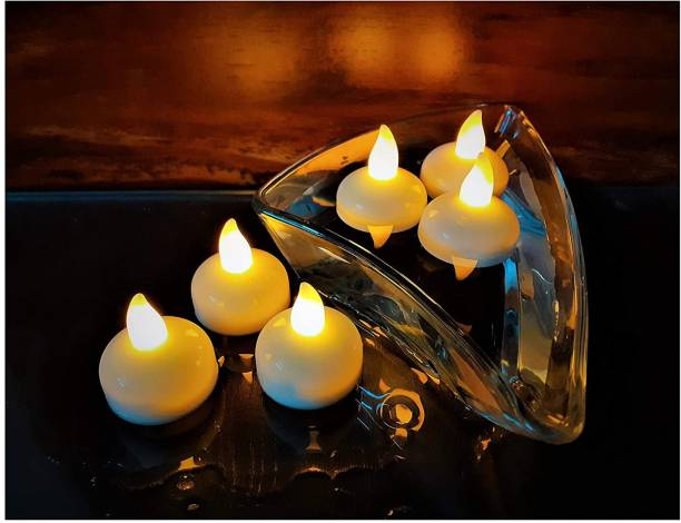 MEVLY WATER SENSOR FLOATING DIYA Candle