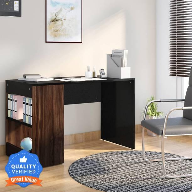 Flipkart Perfect Homes Studio Augustine Dual Tone Engineered Wood Study Table