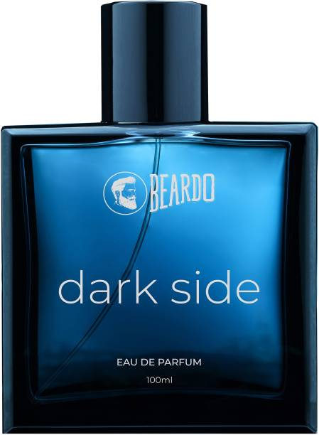 BEARDO Dark Side Perfume For Men, 100 ml | EAU DE PARFUM | Premium Long Lasting Fragrance | Fresh & Woody Eau de Parfum  -  100 ml
