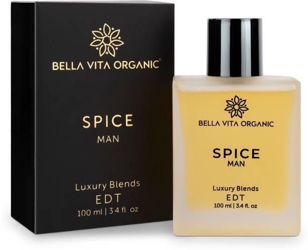 Bella vita organic Luxury Spice Perfume Eau de Toilette  -  100 ml