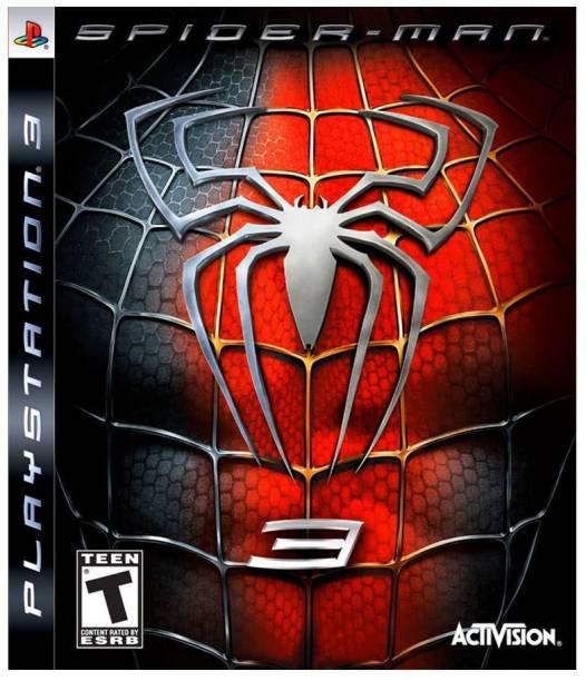 SPIDERMAN 3 PS3 (2007)