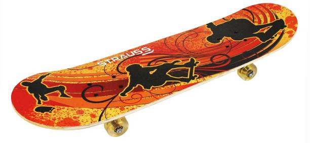 Strauss YB 8 inch x 31 inch Skateboard
