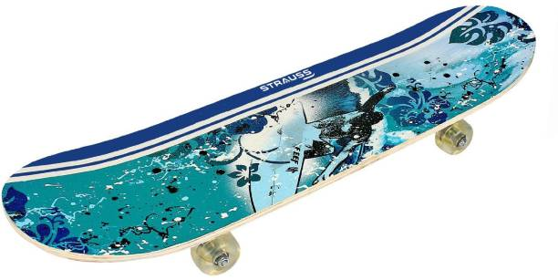 Strauss FT 8 inch x 31 inch Skateboard